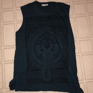 Urban Outfitters Title Unknown Elephant Tank